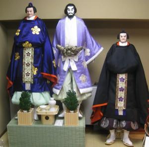 2014.4.3 大阪・文楽劇場 「玉女楽屋」A